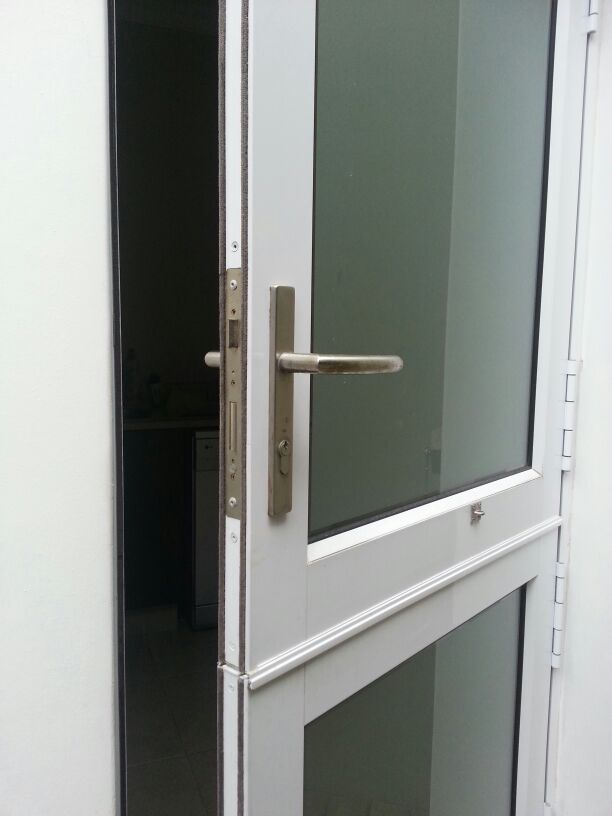 Hinged Hinge Aluminium Stable Door Eurostyle Aluminium