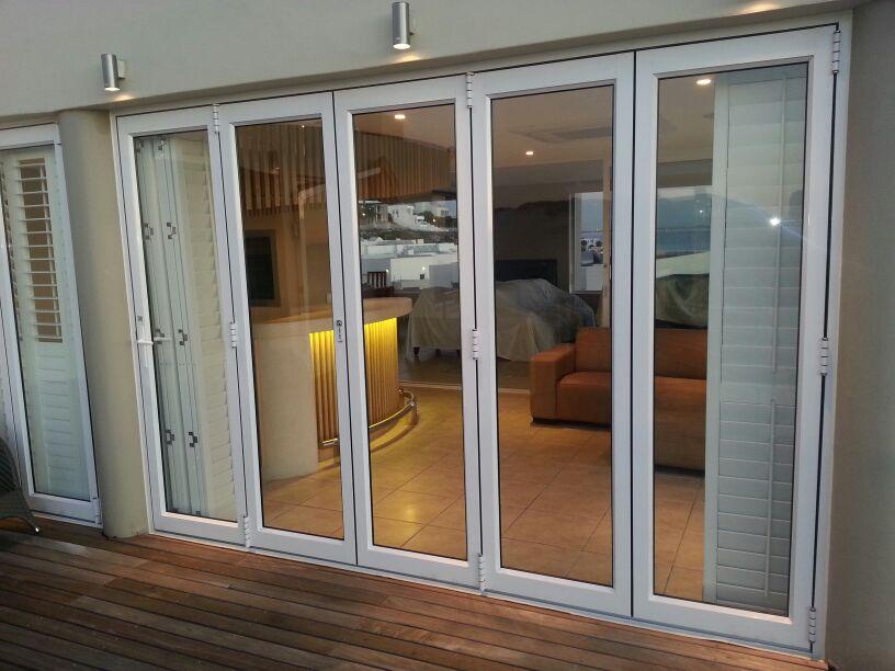 Eurostyle Sunplan Stack Fold door