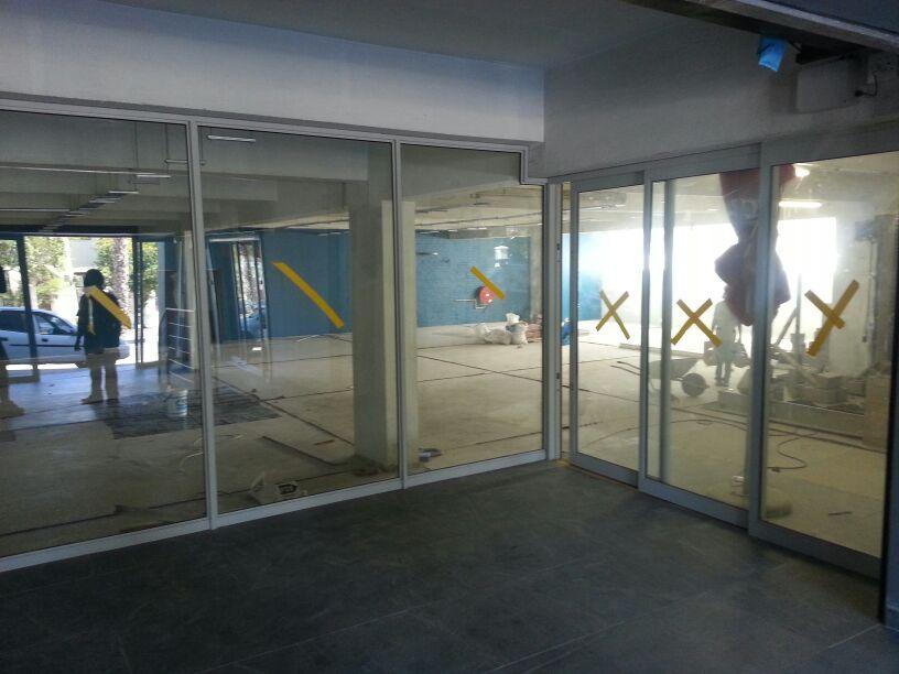 Eurostyle aluminium sliding doors