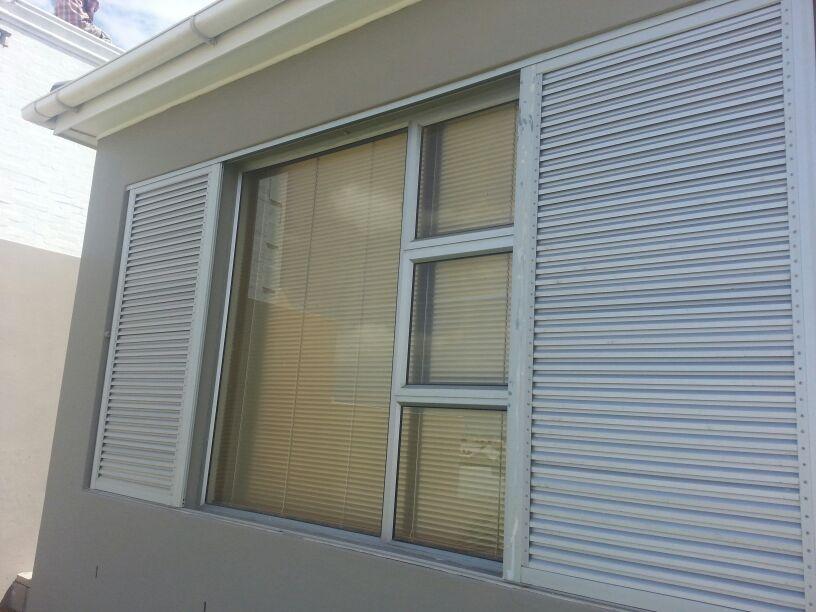 Eurostyle Aluminium shutters windows