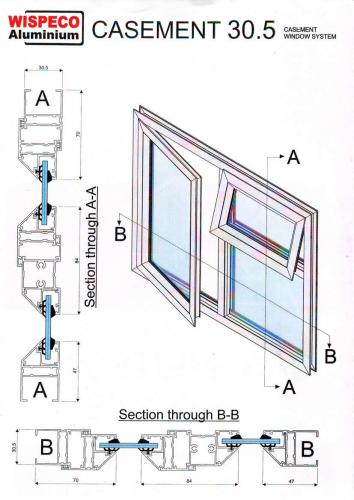 casement-windows-305-spec-page-technical-drawings